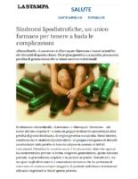 Sindromi lipodistrofiche, un unico farmaco per tenere a bada le complicazioni